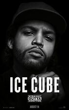 Straight Outta Compton Movie Poster (24x36) - Dr. Dre, Eazy-E, Ice Cube, NWA v4