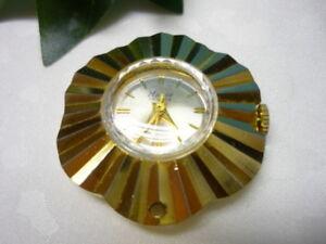 Uhren Ausgefallene Massy Uhr Kettenuhr Handaufzug 70er Jahre Knitterfestigkeit Sonstige