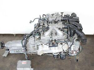 JDM TOYOTA CENTURY 1GZ-FE V12 VVT-I 5.0L ENGINE SUPRA MK4 1GZFE VVTI 1GZ JZA80