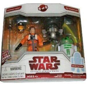 Collection Star Wars Legacy Exclusive: créez une usine de droïdes Dark Trooper # 5 ~ ss2