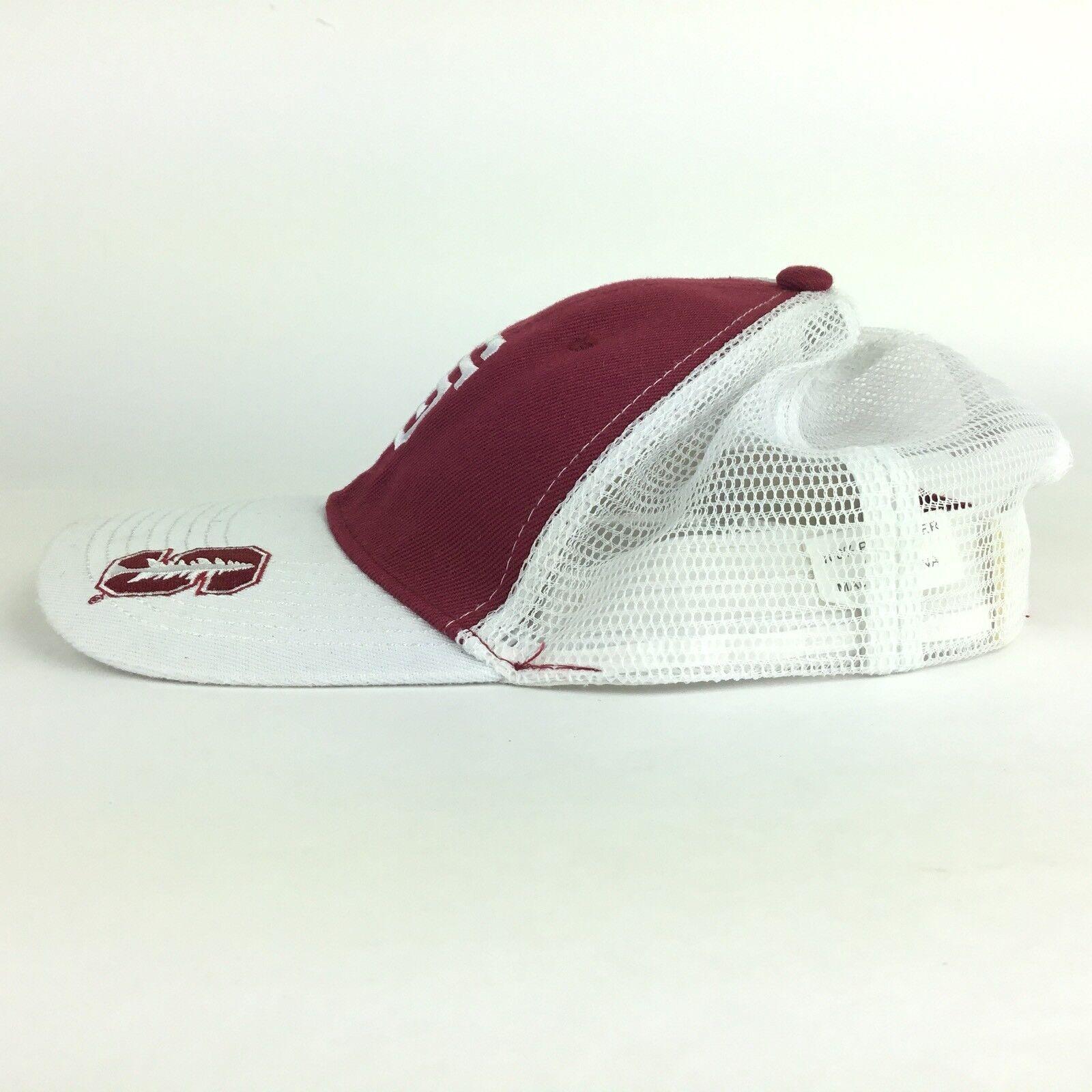 San Francisco Giants / Stanford Cardinals Meshback Baseball Cap Adj Hat Adj Cap Sm-Med 525ac9