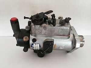 S L on Perkins Diesel Injection Pump Timing