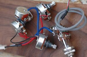 wiring harness for epiphone dot 335    epiphone    lp fits sg  es335     wiring       harness    alpha pots     epiphone    lp fits sg  es335     wiring       harness    alpha pots