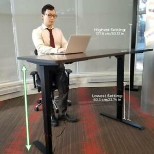 Canadian Based Electronic Standing Desk Company | 50% OFF + Free Shipping | Table Top Included | From 999.99 to 479.99 | Ontario Preview