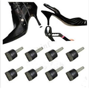 10-30-50-Pcs-High-Heel-Shoe-Dowel-Stiletto-Repair-Replacement-Tips-Taps-Pins