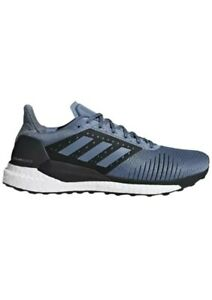 Adidas-Men-039-s-Solar-Glide-ST-US-BOOST-12M-Blue-Running-Sneakers-Shoes-NWT