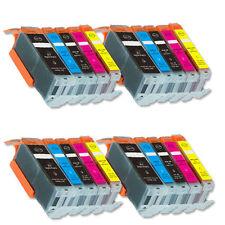20 PK Printer Ink Set + chip fits Canon PGI-250 CLI-251 XL MX920 MX722 MG6420