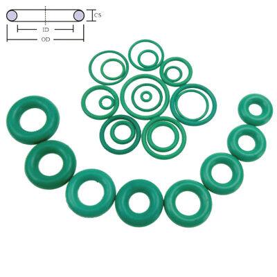 5pcs Oil Resistant FKM Viton Fluorine Rubber Sealing O-Ring OD 10-33mm CS 3.1mm