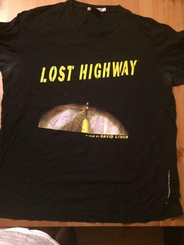 Uniqlo David Lynch Lost Highway L Shirt Rare Art H