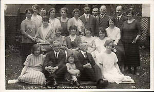 Bournemouth-Guests-at-034-The-Haven-034-May-21st-1925-50-Card-by-R-Lee