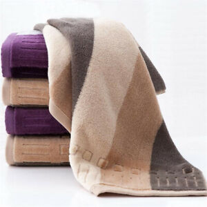Professional-Cotton-Washcloth-13-039-039-Face-Towel-Set-Super-Absorbent-Face-Cloth