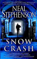 Snow Crash (bantam Spectra Book) By Neal Stephenson, (paperback), Spectra , New, on Sale