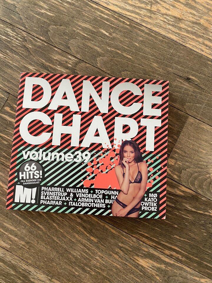 Dance chart : CD , andet