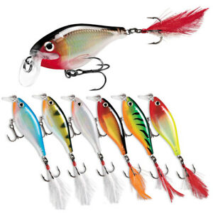 12.7cm Multi-section Jointed Fishing Lure Bait Swimbait Bionic Hook Tackle
