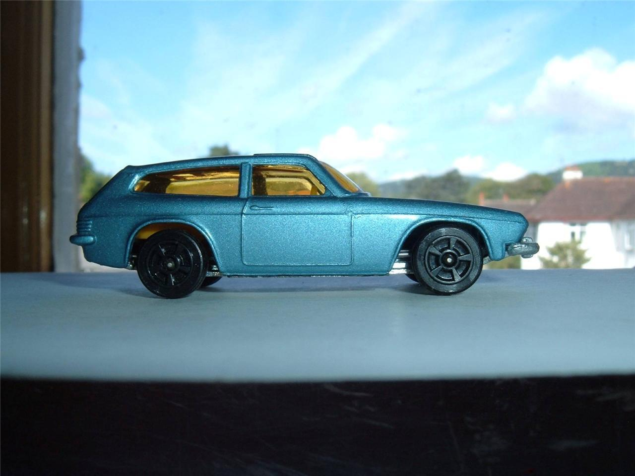 CORGI WHIZWHEELS OGLE RELIANT SCIMITAR IN NICE ORIGINAL CONDITION SEE THE PHOTOS