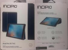 New Original INCIPIO Faraday Magnetic Folio Navy Case for Apple iPad Pro 9.7
