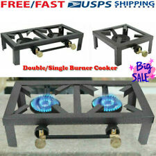 Holland Smoker Gas Grill Replacement Cast Iron Burner 9-1//8″ x 3-3//4″  New