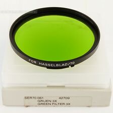 B+W G B70 Green for Hasselblad Distagon 50 CFi Planar FE 110 2 Sonnar TeleTessar