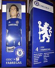 figurine Fabregas Chelsea FC geante football figure bubuzz peluche doll fifa
