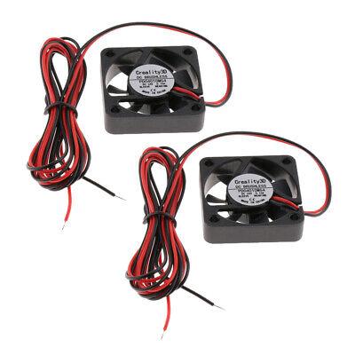 40x40x10mm 4010 Fans Brushless Cooling Mini Cooler Fan for Ender-3 Printer