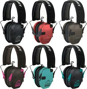Walker's Razor Slim GWP Electronic Hearing Protection & Sound Amp Ear Muffs