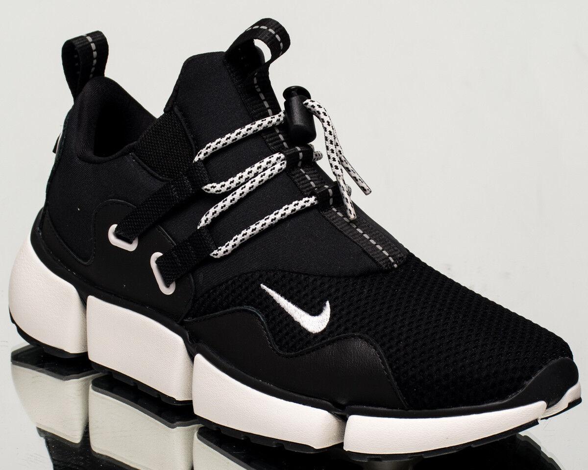 Nike Nike Nike Pocketknife DM men lifestyle scarpe da ginnastica NEW nero vast grigio sail 898033-005 475eac