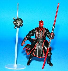 LA SAGA COLLECTION Star Wars-Darth Maul Sith Training Action Figure #53