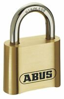 Abus 180ib/50 B 2-inch Solid Brass Resettable 4 Dial Combination Padlock With St on Sale