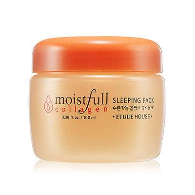[ETUDE HOUSE]  Moistfull Collagen Sleeping Pack 100ml - BEST Korea Cosmetic