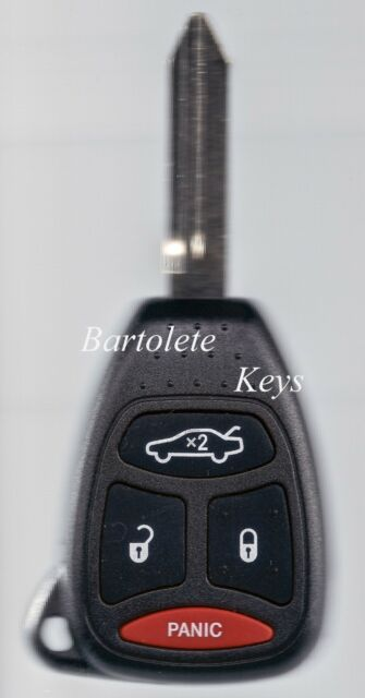 Replacement Remote Key Fob For 2006 2007 2008 2009 2010 2017 Chrysler Pt Cruiser