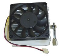 Gateway Cpu Heatsink Fan Lx4200 Dx4200 Amd Phenom Am2 3-pin Pkp438g01x22