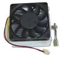 Gateway Cpu Heatsink Fan Lx4200 Dx4200 Amd Phenom Am2 3-pin Pkp438g01x22