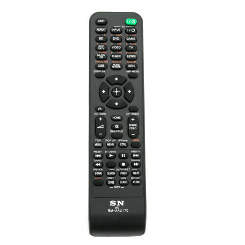 New RM-AAU170 Replaced Remote for Sony Home Theater System STR-DN840 STRDN840