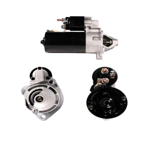Fits AUDI A4 1.9 TDI Starter Motor 2000-2003 8774UK