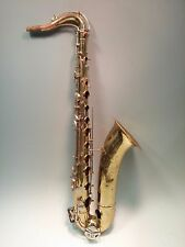 Conn Tenor Saxophone Shooting Star Vintage 1968 for Parts or Restoration