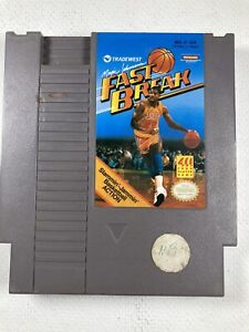 Magic Johnson's Fast Break (Nintendo Entertainment System NES Cartridge Only