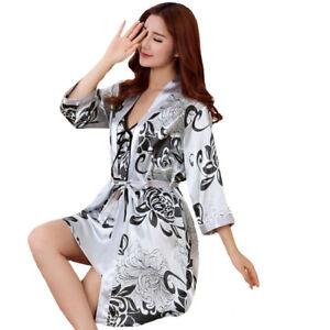 9bb7636a27 Batas de mujer ropa de dormir Ropa interior de moda sexy bata ...