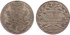 Sachsen-Gotha-Altenburg, Friedrich III., Groschen 1755, Steguweit 279, f.vz