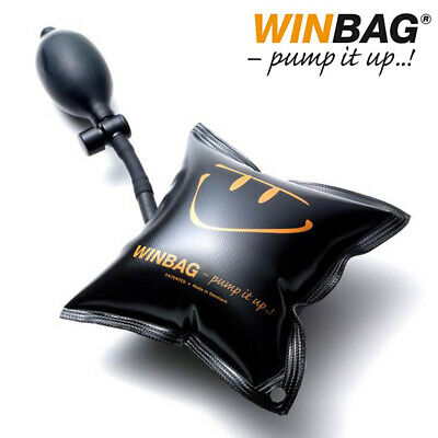 Official WINBAG Air Wedge Tool Pump Up Shim for Fitting Doors /& Window Frames