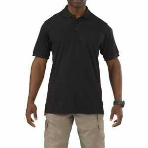 5.11 Tactical Men's Utility Short Sleeve Polo, Poly-Cotton Fabric, Style 41180T