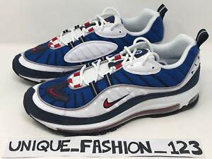 separation shoes 6cf92 fef38 Image is loading NIKE-AIR-MAX-98-GUNDAM-QS-OG-6-