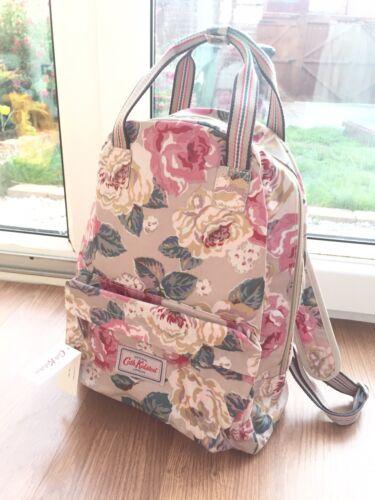 rose rosse tela della borsa della Zaino zaino di a Kidston del fiore dello cerata tracolla Cath delle xw7AOq0A