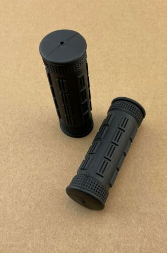 ORIGINAL 85MM BICYCLE HANDLEBAR SHIFTER GRIPS SS-809 7//8 LONG IN BLACK. Details about  /NEW