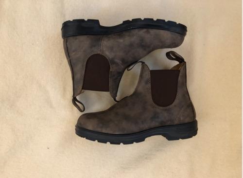 Blundstone, classic #585 rustic brown women's boot