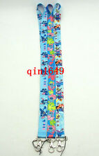 Lot of 10pcs Lilo & Stitch Mobile Phone LANYARD Neck Strap Charms ID Holder