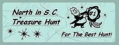 North in SC Treasure Hunt