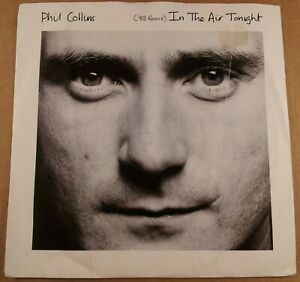 Phil-Collins-In-The-Air-Tonight-Vintage-7-034-Vinyl-Single-from-1988