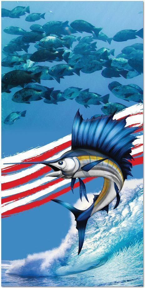 American Fishing LAMINATED Cornhole Wrap Bag Toss Skin Decal
