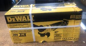 Dewalt DCG413B 20V Volt Max Brushless Grinder New in Retail Box
