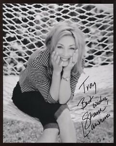 Sharon Lawrence Signed 8x10 Photo Autographed Photograph Vintage